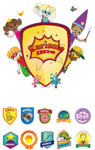 Exclusive Range of Superheroes with Karisma Kids